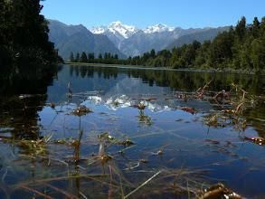 Photo: Lake Matheson, Mirrorview
