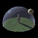 Moon, Earth and Sun icon