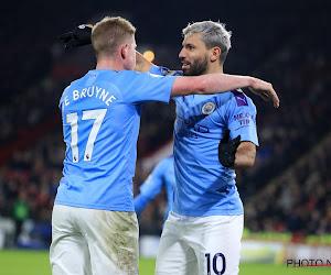 🎥 Ook De Bruyne noemt Agüero een 'legende', waar was jij toen de Argentijn iconisch doelpunt maakte?