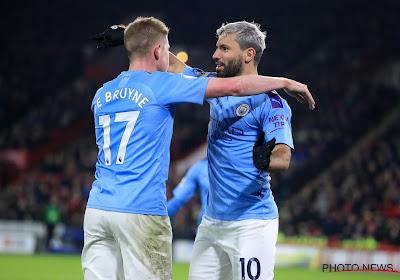 Bonne nouvelle pour Kevin De Bruyne et Manchester City