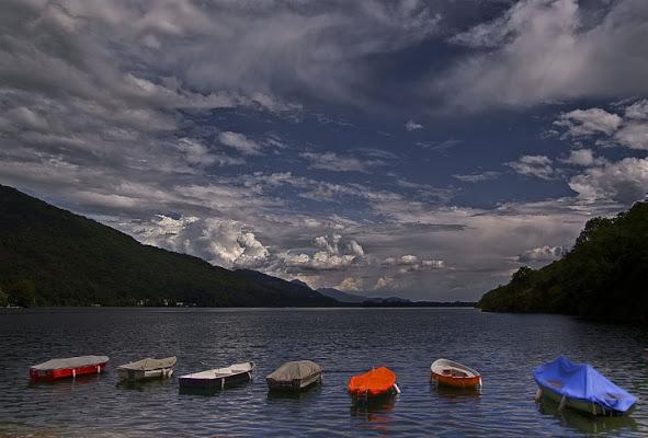 Sguardo sul lago di Tiziana Detoni