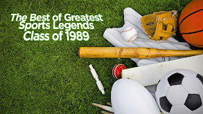 The Best of Greatest Sports Legends: Class of 1989 thumbnail
