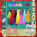 Prom Salon - Princess Dress up icon