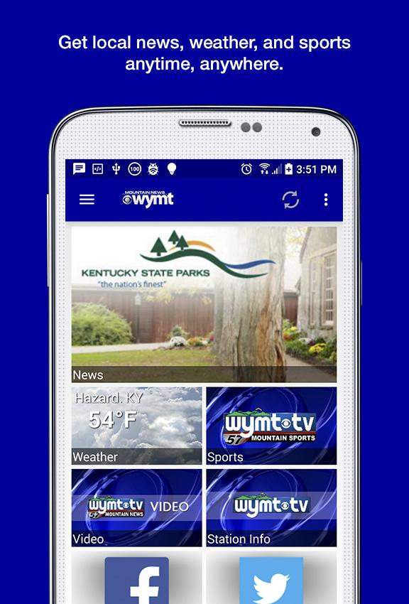 WYMT News- screenshot