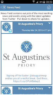St Augustine's Priory- screenshot thumbnail