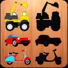 Vehicles Puzzles icon