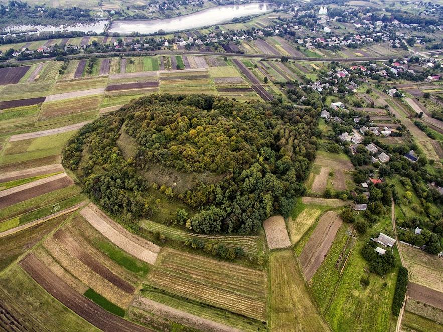 Городище Глинськ