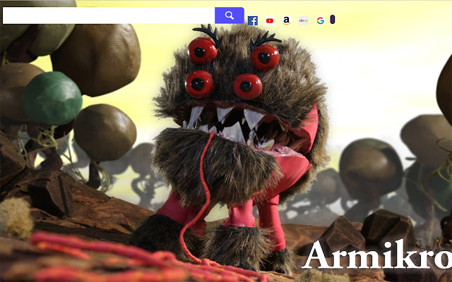 Armikrog Game HD Wallpapers New Tab