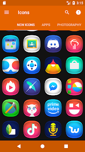 Fonry - Icon Pack Screenshot