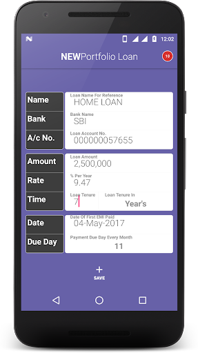 Loan Calculator-EMI, RD & FD Calculator screenshot 9