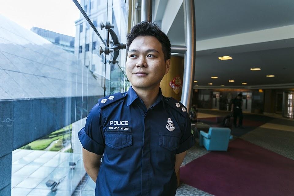 gim joo hyung singapore ministry of home affairs Desmond Ang