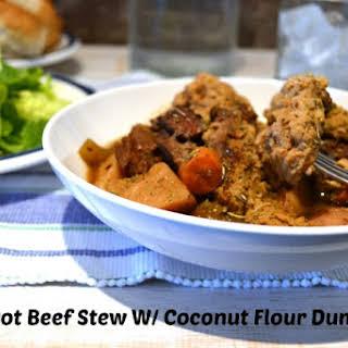 Coconut Flour Dumplings Recipes.