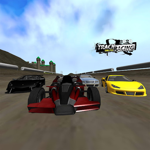 TrackRacing Online screenshots 8