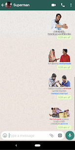 Tamil Stickers for WhatsApp (WAStickerApp) Download For Android 3