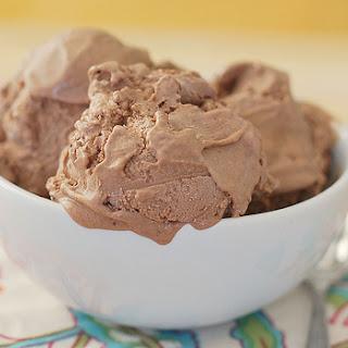 Chocolate Ganache Ice Cream Recipe