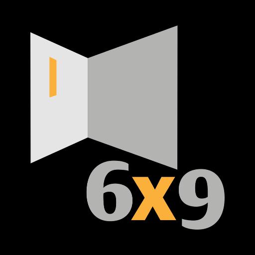 6x9 新聞 App LOGO-硬是要APP