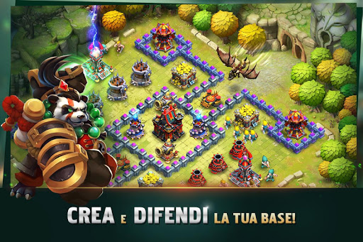 Clash of Lords 2: Italiano  screenshots 1