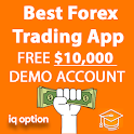 Forex Trading App - IQ Option unofficial Guide icon