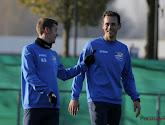 Tom De Sutter aimerait jouer  pour Ostende, mais il n'a pas encore reçu de proposition de contrat.