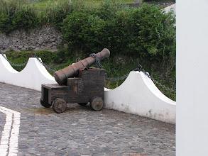 Photo: Пушка!/ An old gun