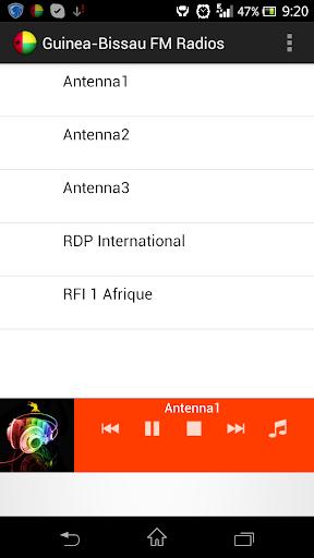 Guinea Bissau FM Radios