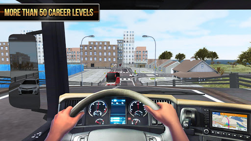Euro Truck Driver 2018 : Truckers Wanted 1.0.7 gameplay | by HackJr.Pw 5