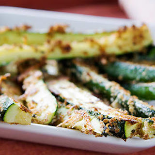Healthy Fried Zucchini Recipes