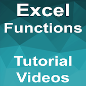 Excel Functions Tutorial (how-to) Videos
