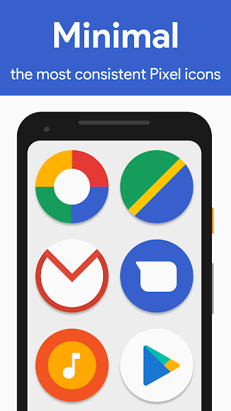 Pixly – Pixel 2 Icon Pack v1.0.0.2 [Patched]