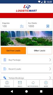 LogisticMart Partner - náhled