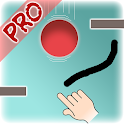 Gravity Ball PRO - draw physics game icon