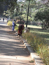 Photo: Ladies @ Lal Bagh Botanical Garden 28th February updated http://jp.asksiddhi.in/daily_detail.php?id=224