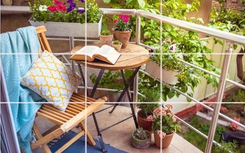 Puzzle – Outdoor furniture 2