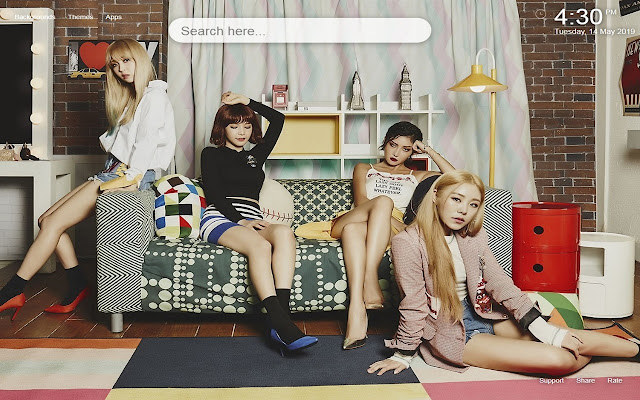 Kpop Mamamoo HD Wallpapers New Tab