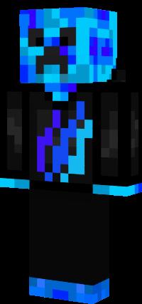 Blue Preston Nova Skin