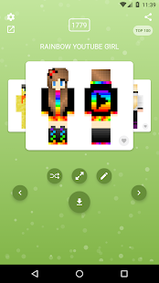 App Skins YouTubers for Minecraft PE APK for Windows Phone