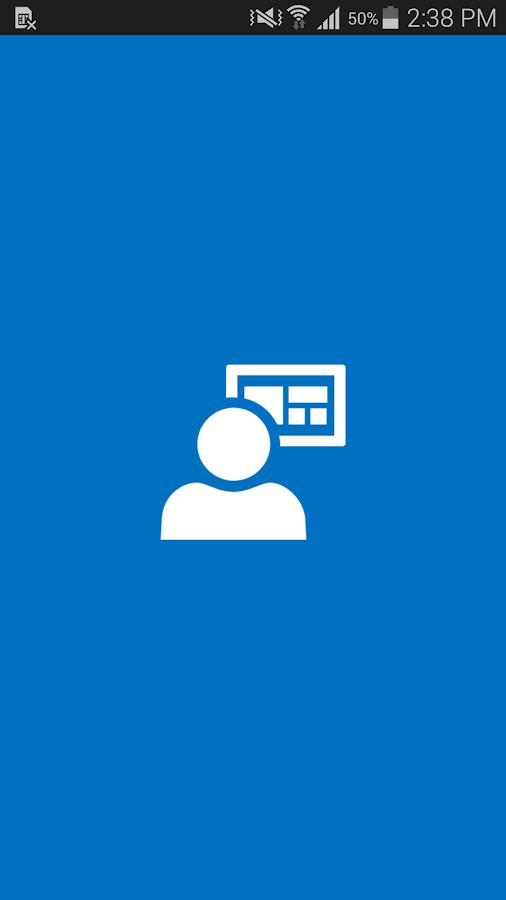 Intune Company Portal- screenshot