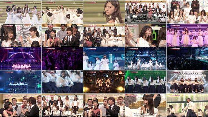 (720p+1080i) 乃木坂46 欅坂46 Part – Songs of Tokyo 181116