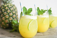 Lemon Pineapple Juice
