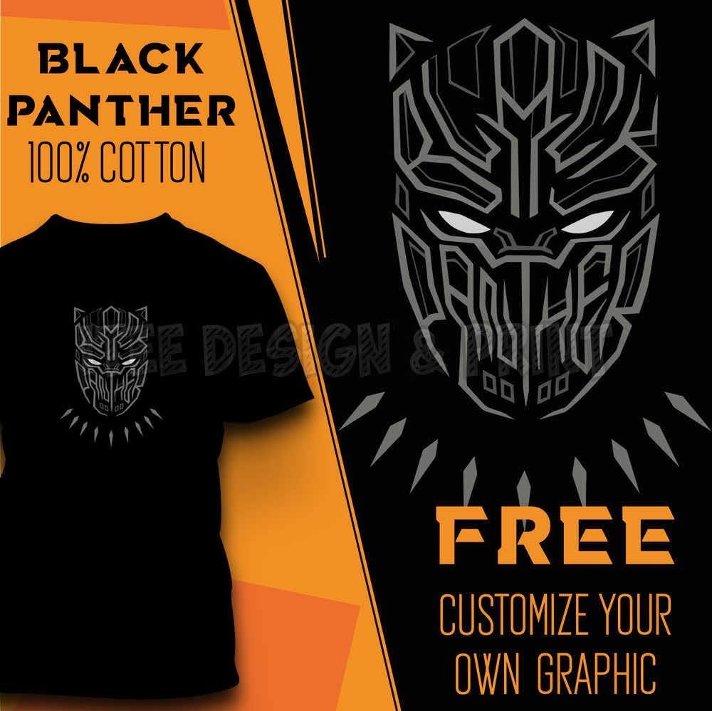 Black Panther - 9 6