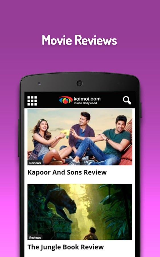 Koimoi Box Office, Movie News- screenshot