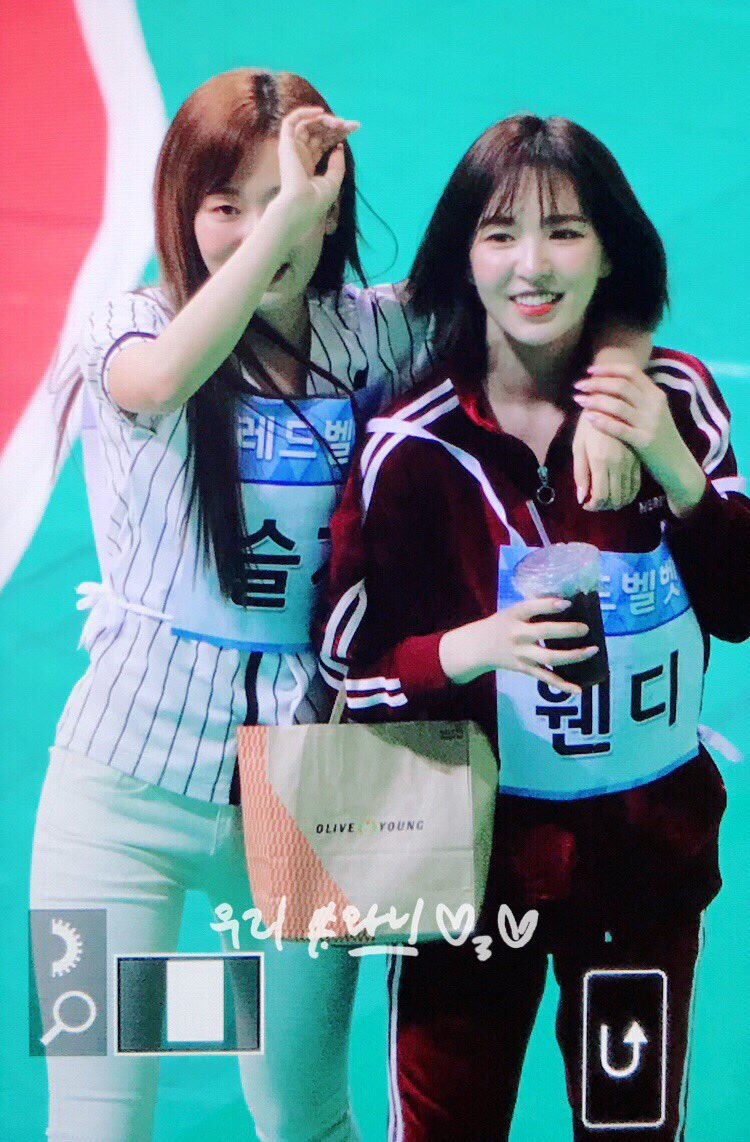 red velvet wendy seulgi