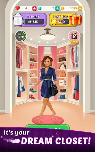 Nicole's Match : Dress Up & Match 3 Puzzle Game painmod.com screenshots 6