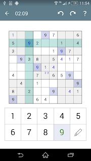 Sudoku screenshot 03