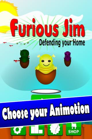Furious Jim Vs. Invaders