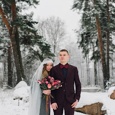 Wedding photographer Anna Ionova (Annabell). Photo of 10.01.2018