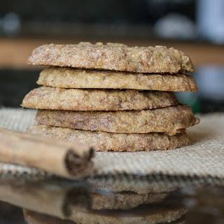 Quinoa Snickerdoodles