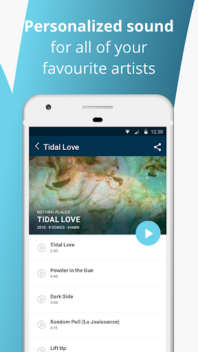 Mimi Music - Clear Sound 1.9.12 screenshots 4