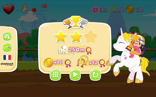 Pony Ride With Obstacles 5 screenshots 4