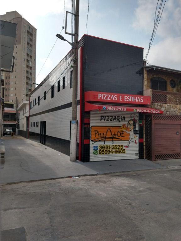 Salão à venda, 147 m² por R$ 750.000,00 - Presidente Altino - Osasco/SP
